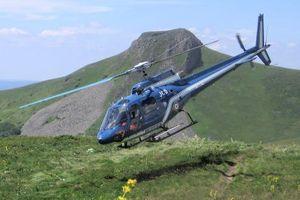 Rơi trực thăng ở New York, Mỹ