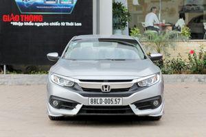 Cận cảnh Honda Civic nhập Thái sắp được bán ra tại Việt Nam
