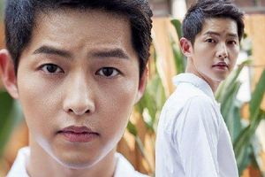 Song Joong Ki cân nhắc đóng vai chính trong phim truyền hình cổ trang 'Aseudal'