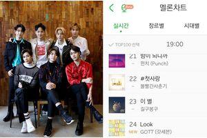 Tung MV 'ngầu bá cháy', fan mừng húm vì GOT7 debut Melon ở vị trí…24