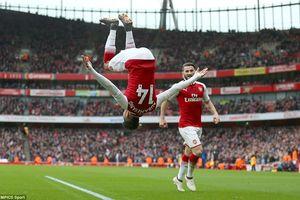Vòng 30 Premier League: Thành London tưng bừng mở hội