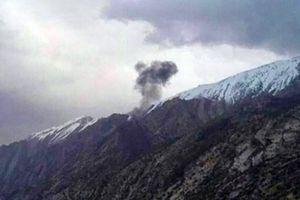 Máy bay Thổ Nhĩ Kỳ gặp nạn ở Iran, cô dâu và bạn bè cùng phi hành đoàn tử nạn