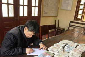 Ninh Bình: Bắt đối tượng trộm tiền công đức trong chùa