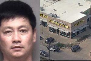 Người đàn ông gốc Việt nổ súng giết bạn gái rồi phóng hỏa cả tiệm thẩm mỹ
