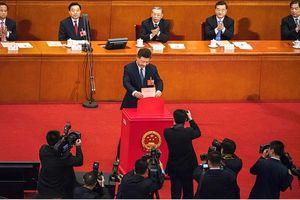 Trung Quốc gỡ bỏ hạn chế nhiệm kỳ Chủ tịch sau hơn 3 thập kỷ
