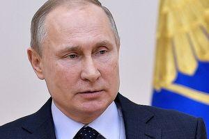 TT Putin từng ra lệnh bắn máy bay chở 100 người