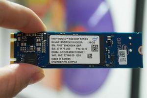 Ổ SSD tốc độ siêu nhanh từ Intel