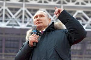 Ông nội Tổng thống Putin từng nấu ăn cho các lãnh đạo Liên Xô