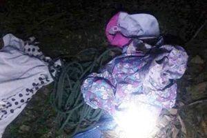 Nỗ lực tìm kiếm một bé gái mất tích khi đi chăn trâu