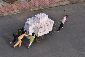 5 cửu vạn ở Lào Cai tử vong trên sông Hồng