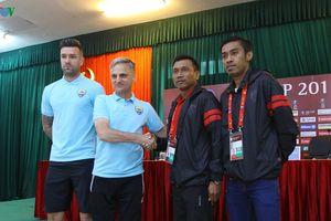 HLV FLC Thanh Hóa: 'Bùi Tiến Dũng hiện đang là thủ môn tốt nhất đội'