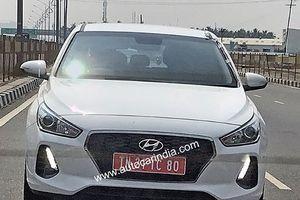 Hyundai i30 thế hệ 3 lần đầu lộ diện không che đậy tại Ấn Độ