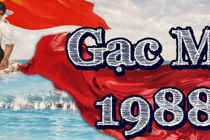 Danh sách 64 anh hùng liệt sĩ hy sinh ngày 14/3/1988 ở Gạc Ma