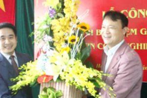 Văn phòng 389 Quốc gia tiếp nhận thêm 'sếp' mới