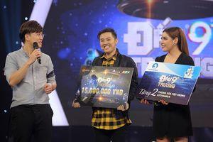 Thanh Duy Idol lội ngược dòng thành công tại Đấu trường 9+