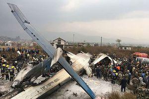 Nepal: Tai nạn máy bay, 50 người thiệt mạng