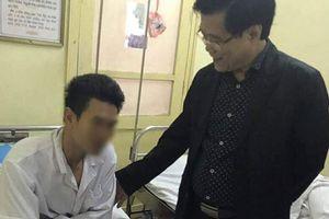Người nhà bệnh nhân bị bảo vệ Bệnh viện K đánh đã xuất viện