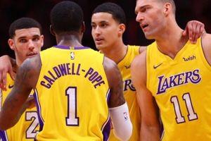 Chấn thương đã cướp mất cơ hội dự Play-off của Lakers
