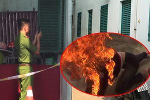 Cặp vợ chồng bốc cháy trong phòng trọ khóa cửa ở Bình Dương: Nghi vấn do ghen tuông