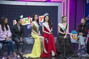 Clip: Hương Giang nhận món quà đặc biệt sau khi bị hỏi chuyện 'mua giải' trên truyền hình Thái