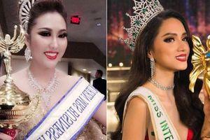 Phi Thanh Vân lên tiếng chuyện 'chúc mừng đểu' Hương Giang Idol