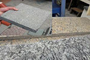 Đá granite Bình Định được tư vấn lát vỉa hè Hồ Gươm có giá cực đắt