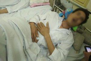 Bệnh viện K nói gì về việc bảo vệ đánh người chảy máu miệng?