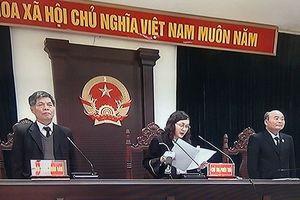 Vụ vỡ đường ống Sông Đà: 9 bị cáo bị tuyên hơn 100 tháng tù