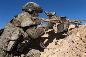 Trận tử chiến tại Syria của lính đặc nhiệm – anh hùng Nga