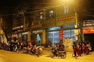 Lào Cai: Người chồng dùng búa đinh sát hại vợ là Phó trưởng khoa sản đã tử vong
