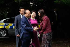 New Zealand bắn 19 loạt đại bác, đón Thủ tướng Nguyễn Xuân Phúc theo nghi thức thượng khách