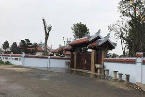 Yên Định (Thanh Hóa): Ai bao che cho việc xây dựng không phép, lấn chiếm đất giao thông