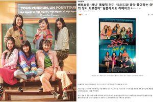 Bộ phim 'Tháng Năm Rực Rỡ' được báo Hàn khen ngợi hết lời