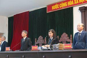 Tuyên án vụ xét xử 18 lần vỡ đường ống nước sông Đà