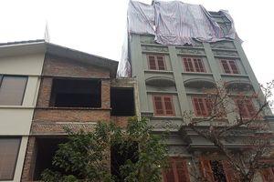 Vợ chồng ông Nguyễn Thanh Hóa 'hô biến' biệt thự 3 tầng thành 5 tầng