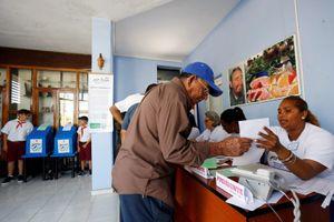 Cuba tổ chức thành công cuộc bầu cử Quốc hội
