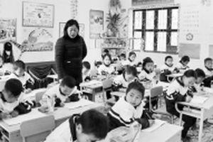 Hiệu quả trong việc chuyển học sinh điểm trường lẻ về trường chính ở Hà Giang