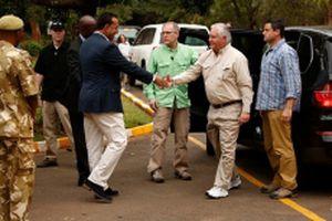 Mỹ thúc đẩy lợi ích chiến lược tại châu Phi