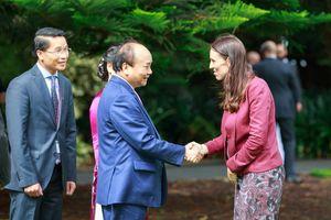 New Zealand đón Thủ tướng Nguyễn Xuân Phúc bằng nghi lễ người Maori