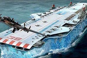 Dự án Habbakuk và tàu sân bay từ băng tuyết