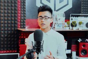 Em trai Sơn Tùng M-TP gây sốt với bản cover 'Anh sai rồi'
