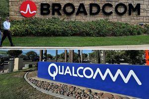 Tổng thống Trump ra tay chặn vụ Broadcom thâu tóm Qualcomm