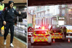 MU vs Sevilla: Nỗi sợ nổ bom rung chuyển Manchester