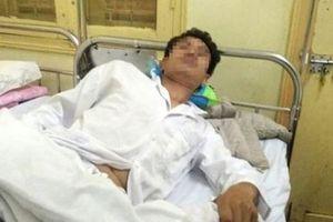 Bảo vệ Bệnh viện K đánh người nhà bệnh nhân đến nhập viện