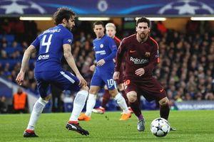 Barcelona - Chelsea: Ám ảnh 'bóng ma' 2012!