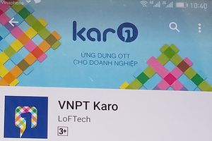Karo, ứng dụng OTT cho doanh nghiệp