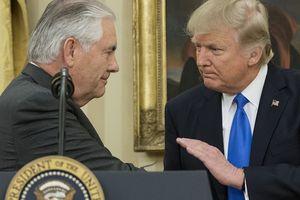 Ngoại trưởng Mỹ nói gì sau khi hay tin bị sa thải?