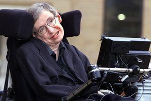 Nhà vật lý học Stephen Hawking qua đời ở tuổi 76