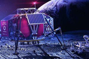 Nhà mạng đua nhau phủ sóng 4G trên mặt trăng