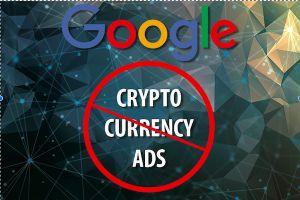 Đến lượt Google sẽ cấm quảng cáo các loại tiền số